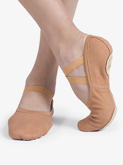 Womens Dream Stretch Canvas Ballet Shoes