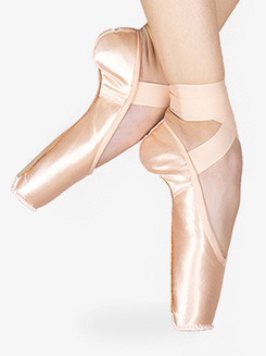 Womens Dream Pointe 2007 Satin Pointe Shoes
