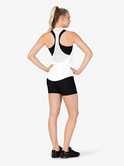 Womens HG Armour Compression Athletic Shorts