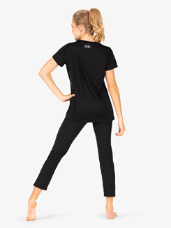 Womens Graphic Logo Active Top
