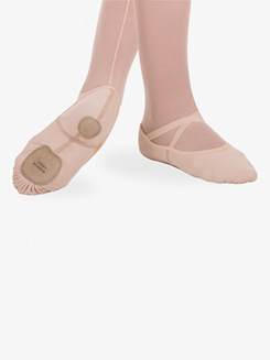 Womens 4-Way Total Stretch Ballet Shoes by Angelo Luzio