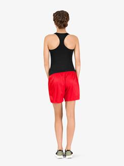 Womens Mesh Gym Shorts