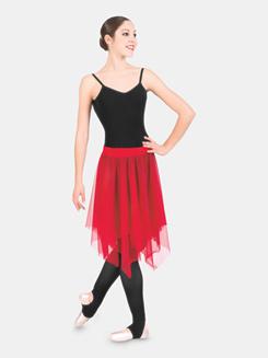 Adult Double Layer Chiffon Skirt