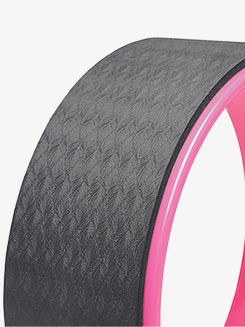 Two-Tone Yoga Wheel