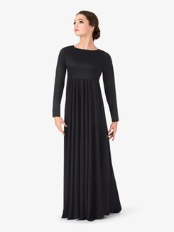 Womens Circle Worship Dress