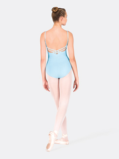 Adult Camisole Multi-Strap Back Dance Leotard