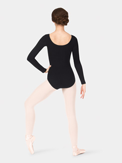 Adult Long Sleeve Dance Leotard