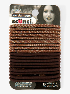 Color Match Hair Bands