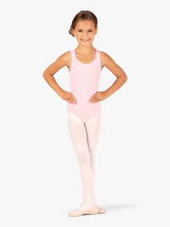 Child Tank Bow Leotard