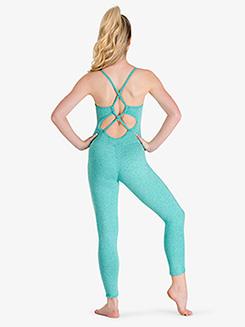 Girls The Diva Suit Full-Length Dance Unitard