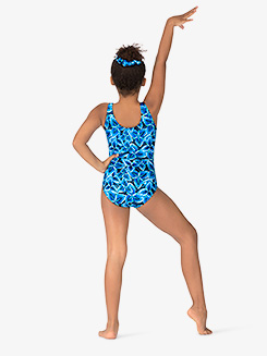 Girls Windmill Tank Leotard