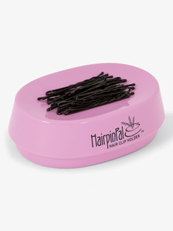 Magnetic HairpinPal Hair Clip Holder