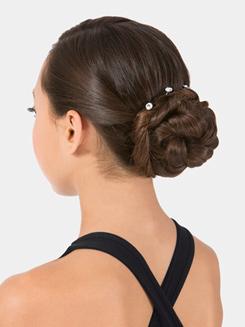 Sparkling Rhinestone Hair Pins
