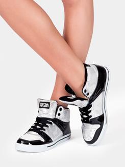 Adult High Top Sneaker