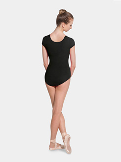 Adult Essential Short Sleeve Leotard