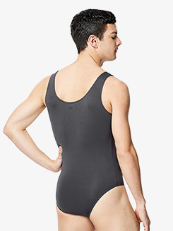 Mens Tayelor Microfiber Tank Leotard