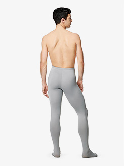 Mens Raphael Microfiber Footed Dance Leggings