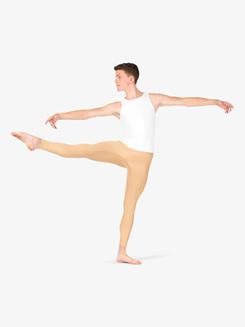 Mens High Waist Ballet Pants