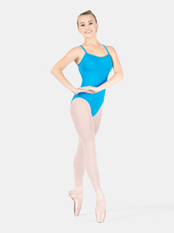 Adult Camisole V-Strap Back Leotard