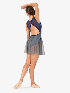 Adult Mesh Pull-On Skirt