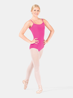 Adult Cotton Blend Camisole Dance Leotard