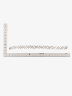 Sew On Crown Jewels Crystal Rhinestone Trim