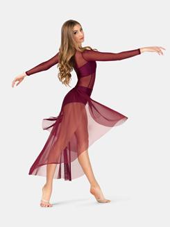 Adult Long Sleeve Dress
