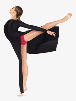 Womens Performance Long Sleeve Tunic Dress
