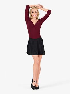 Girls Pull-On Character Skirt in Multiple Lengths