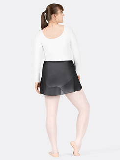 Adult Plus Size Wrap Skirt
