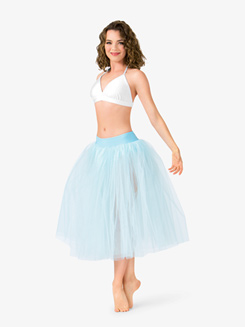 Womens 3-Layer Ballet Tutu Skirt