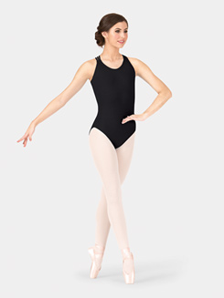 Asymmetrical Adult Tank Leotard