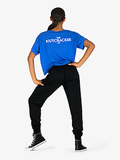 Womens Nutcracker Logo Short Sleeve Tee