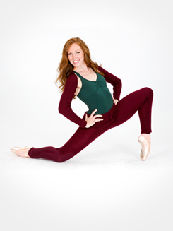 Adult Pant with Roll-Over Waist