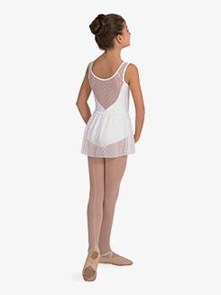 Womens Tiler Peck Polka Dot Ballet Skirt