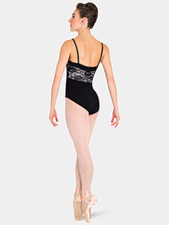 Womens Tiler Peck Lace Sweetheart Leotard