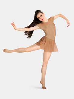 Adult Cap Sleeve Tiler Peck Dress