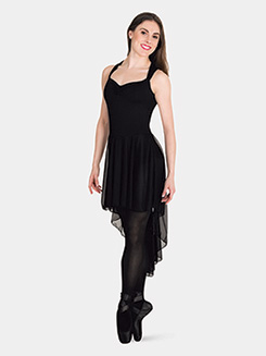 Womens Tiler Peck High-Low Tank Dance Dress