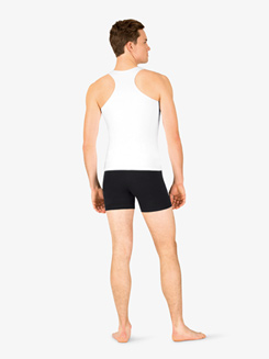 Mens Microfiber Dance Tank Top
