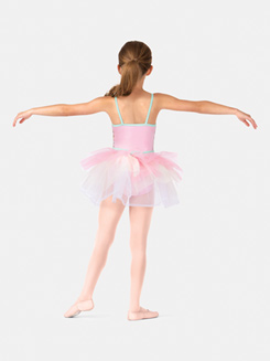 Girls Camisole Starburst Tutu Costume Dress