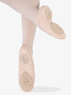 Womens Odette Split Sole Ballet Shoes