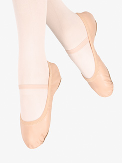 Girls Giselle Full Sole Ballet Shoes