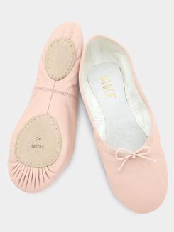 Dansoft Adult Split-Sole Leather Ballet Slipper