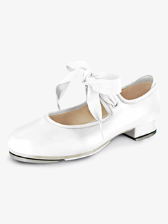 Girls Annie Tyette Ribbon Tie Tap Shoes