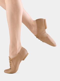 Jazzsoft Adult Lace Up Jazz Shoe