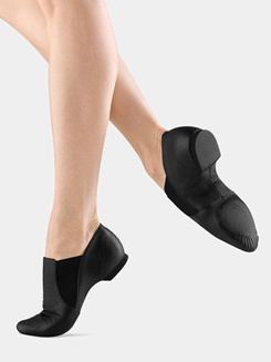 Elasta Bootie Adult Slip-On Jazz Boot