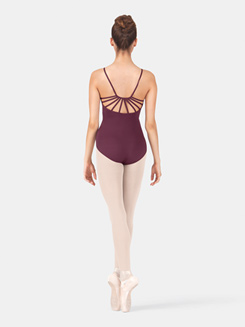 Adult Camisole Strappy Back Leotard