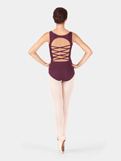 Adult Trestle Back Tank Leotard