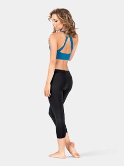 Adult Basic Capri Pants