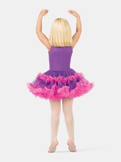 Girls Tank Purple Sequin Bodice Tutu Costume Dress